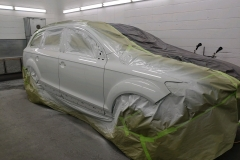 Audi-Paint-Stage | Auto Body Collision Repair | Auto Body Center | Bozeman, MT