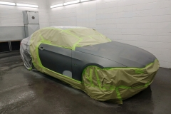 Paint after Front End Damage | Auto Body Collision Repair | Auto Body Center | Bozeman, MT