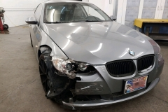 Front End Damage | Auto Body Collision Repair | Auto Body Center | Bozeman, MT